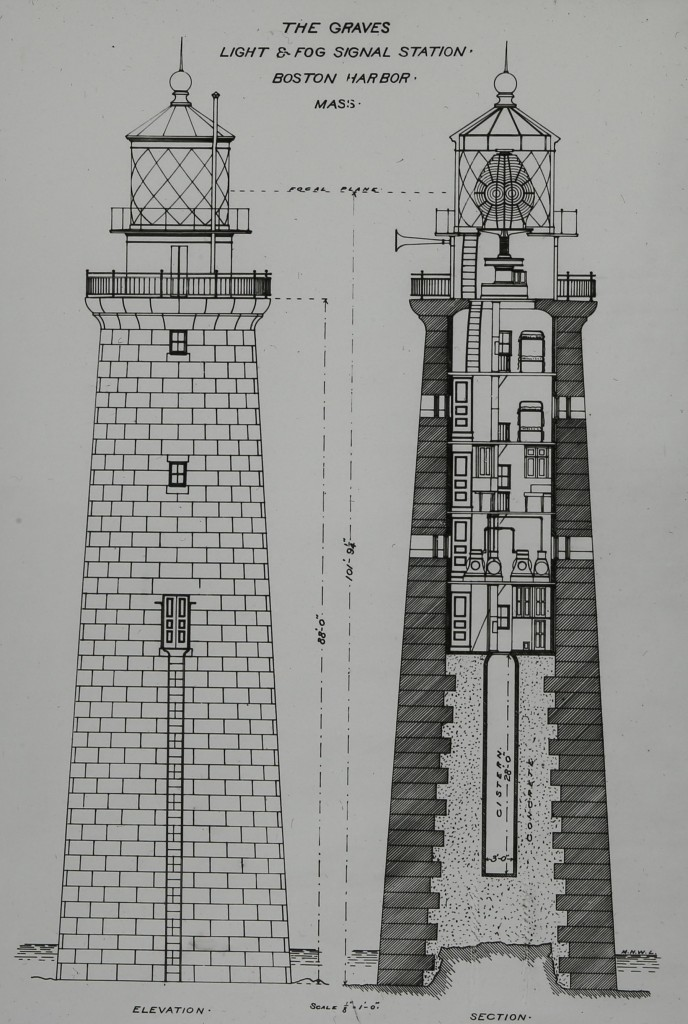 Lighthouse Architectural Sketch