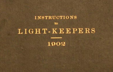Instructions 1902