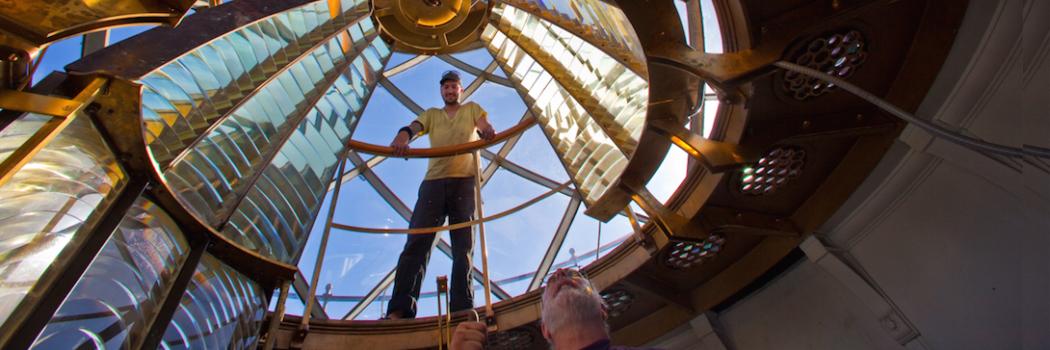New first-order Fresnel lens
